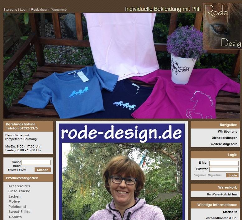 Rode design